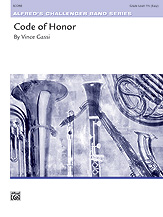 Code of Honor: 2nd B-flat Clarinet