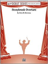 Stonybrook Overture: 1st Percussion