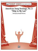 American Song Settings, No. 2