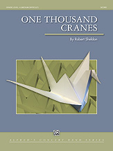One Thousand Cranes: 1st B-flat Clarinet