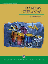 Danzas Cubanas: Piano Accompaniment