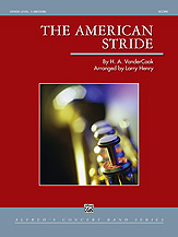 The American Stride: 1st B-flat Trumpet