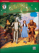 The Wizard of Oz Instrumental Solos, 70th Annivers