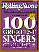 <i>Rolling Stone</i> Sheet Music Anthology of Rock & Soul Classics