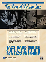 Best of Belwin Jazz: Jazz Band Collection for Jazz Ensemble