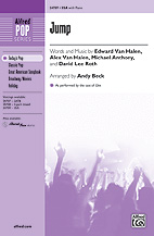 Andy Beck : Jump : Showtrax CD : 038081384382  : 00-34710
