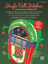 Sally K. Albrecht : Jingle Bell Jukebox : 2-Part : Songbook : 038081384399  : 00-34711