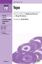 Andy Beck : Vogue : Showtrax CD : 038081385020  : 00-34776