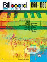 Billboard Hot 100 Hits: 1970--1989