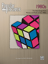 Popular Performer: 1980s