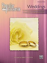 Popular Performer: Weddings
