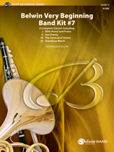 Belwin Very Beginning Band Kit #7: Score