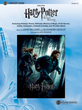 <i>Harry Potter and the Deathly Hallows, Part 1</i>, Suite from