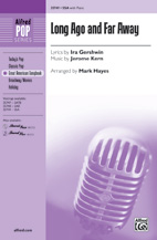 Mark Hayes : Long Ago and Far Away : Showtrax CD : 038081399461  : 00-35750