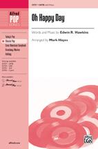 Mark Hayes : Oh Happy Day : Showtrax CD : 038081399577  : 00-35761