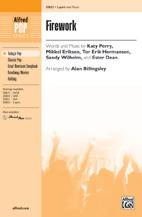 Alan Billingsley : Firework : Showtrax CD : 038081400198  : 00-35823
