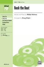 Greg Gilpin : Rock the Boat : Showtrax CD : 038081400372  : 00-35841