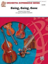 Going, Going, Gone: Piano Accompaniment