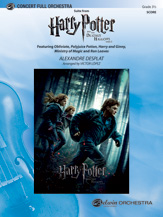 <i>Harry Potter and the Deathly Hallows, Part 1,</i> Suite from