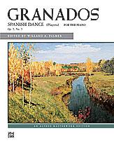 Granados: Spanish Dance
