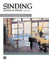 Sinding, Rustles of Spring, Opus 32, No. 3