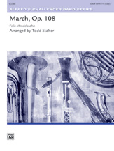 March, Op. 108: Baritone T.C.