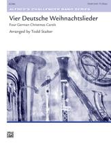 Vier Deutsche Weihnachtslieder: 2nd E-flat Alto Saxophone