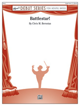 Battlestar!: 2nd B-flat Clarinet