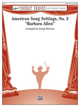 American Song Settings, No. 3