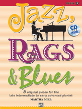 Jazz, Rags & Blues, Book 5