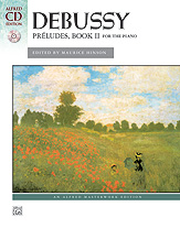 Debussy, Preludes, Book 2
