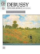 Debussy: Preludes, Book 2