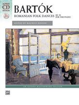 Bartok: Romanian Folk Dances, Sz. 56 for the Piano