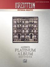 Led Zeppelin: Physical Graffiti Platinum Guitar