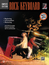 Complete Rock Keyboard Method Complete Edition