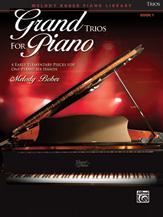 Grand Trios for Piano, Book 1