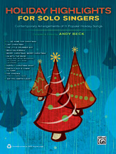 Holiday Highlights for Solo Singers
