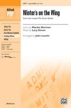 John Leavitt : Winter's on the Wing (from <i>The Secret Garden</i>) : Showtrax CD : 038081424507  : 00-37978