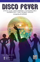 Jay Althouse : Disco Fever : Showtrax CD : 038081425658  : 00-38093