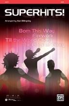 Alan Billingsley : Superhits! : Showtrax CD : 038081425863  : 00-38114