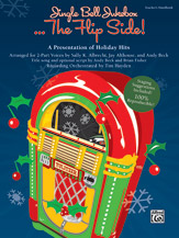 Sally K. Albrecht : Jingle Bell Jukebox . . . The Flip Side! : 2-Part : Songbook : 038081426235  : 00-38151