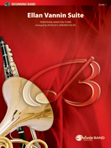 Ellan Vannin Suite: E-flat Baritone Saxophone
