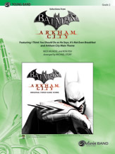 <i>Batman: Arkham City,</i> Selections from