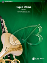 Pique Dame (Highlights) by Franz von Suppé   digital sheet music   Gustaf
