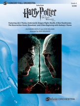 <i>Harry Potter and the Deathly Hallows, Part 2,</i> Suite from
