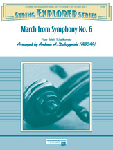March from Symphony No. 6: Piano Accompaniment