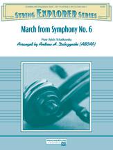 March from <i>Symphony No. 6</i>