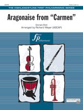 Aragonaise from <i>Carmen</i>