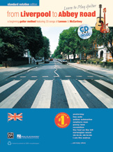 From Liverpool to Abbey Road Standard Notation Edition