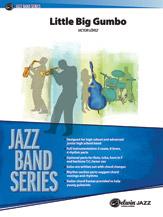 Little Big Gumbo: 2nd B-flat Tenor Saxophone